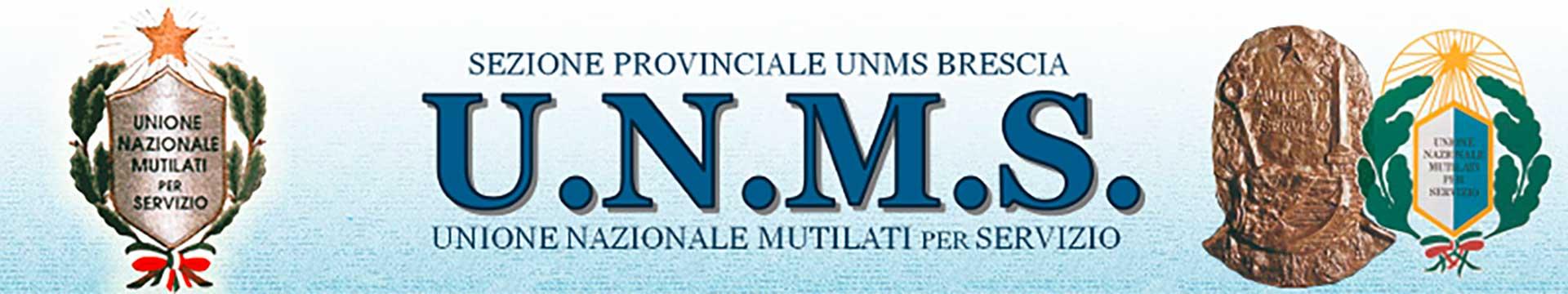 U.N.M.S. Brescia – Unione Nazionale Mutilati per Servizio – sezione di Brescia